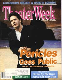 Campbell Scott in Theatre Week